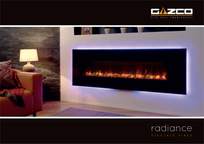 Radiance Electric Stove Brochure