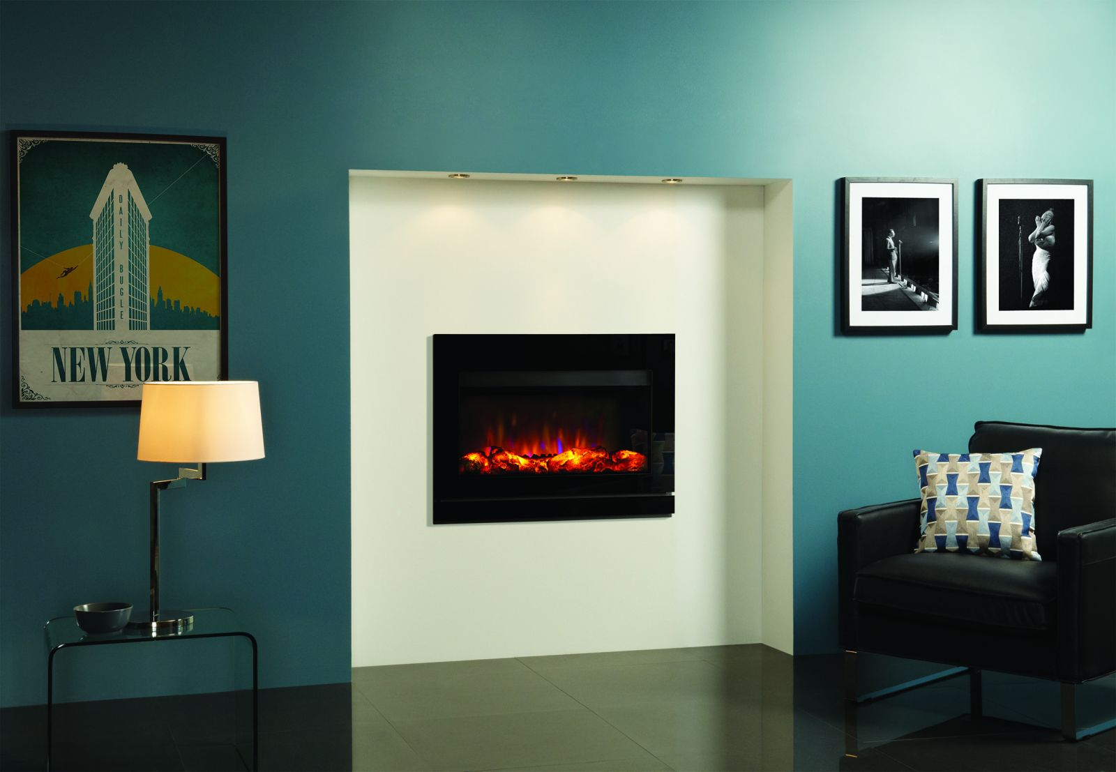 Riva2 670 Electric Designio2 Glass