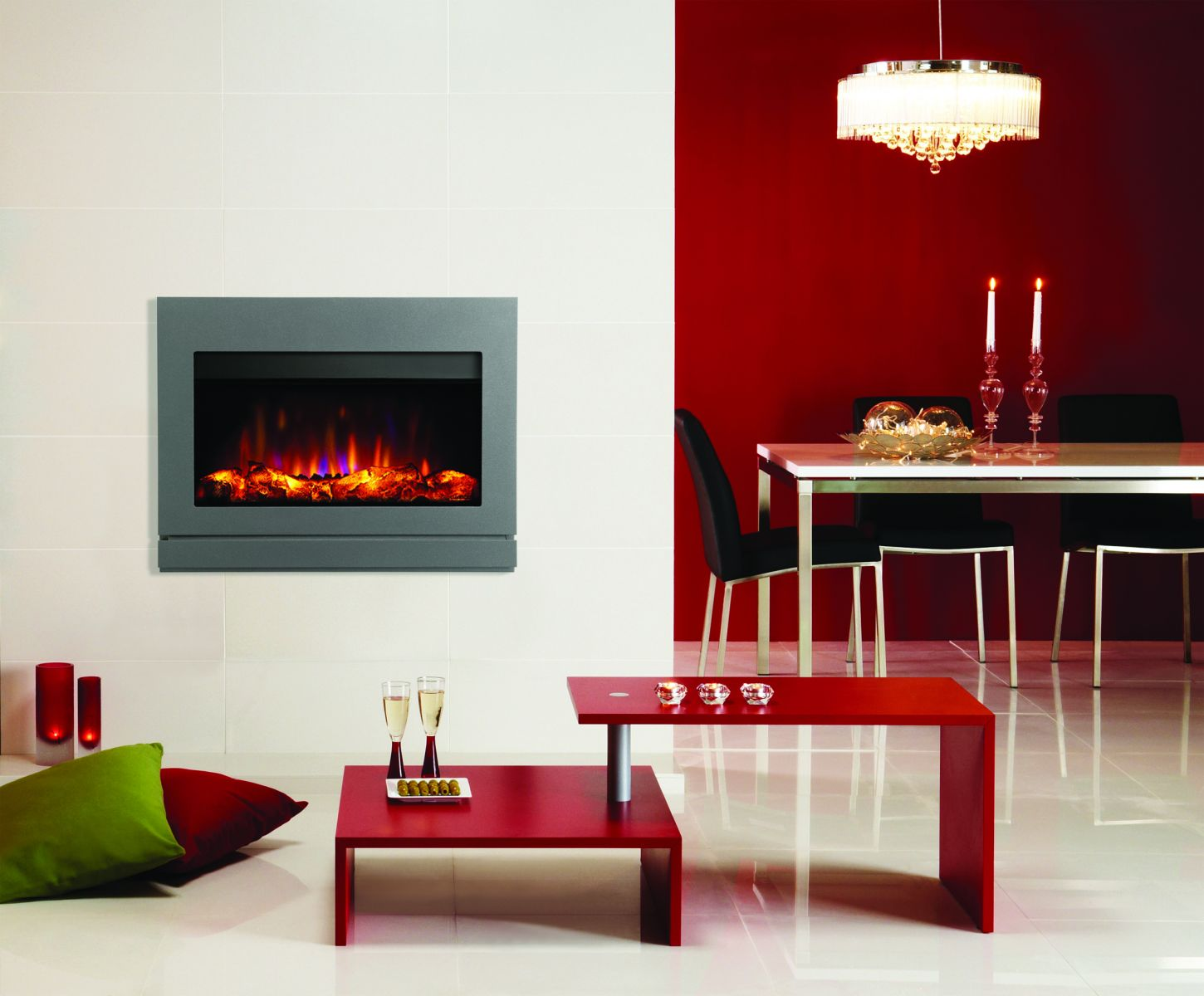 Riva2 670 Electric Designio2 Steel in Iridium