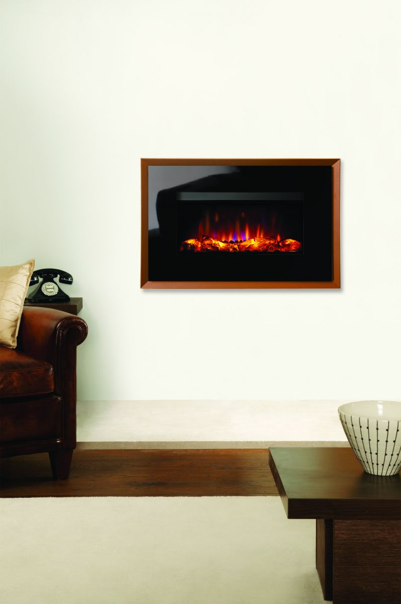 Riva2 670 Electric Evoke Glass in Metallic Bronze