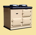 2 Oven Aga Deluxe Oil Cooker