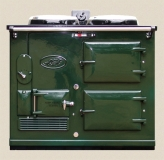 Aga Traditional 2 Oven Racing Green